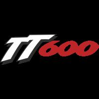 Autocollant Triumph Tt600