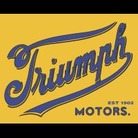 Autocollant Triumph Motors