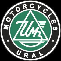 Sticker MOTO URAL Logo
