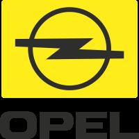 Autocollant Opel Logo