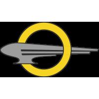 Autocollant Opel Logo 2