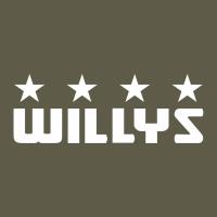 Autocollant Jeep Willys 2
