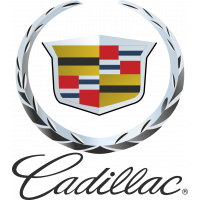 Autocollant Cadillac Blason
