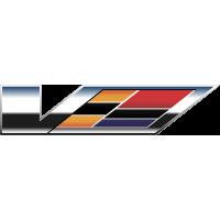 Autocollant Cadillac V Series