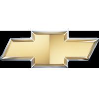 Autocollant Chevrolet Logo 2