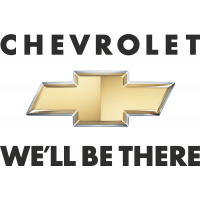 Autocollant Chevrolet We'll Be There