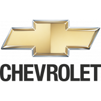 Autocollant Chevrolet Logo 4