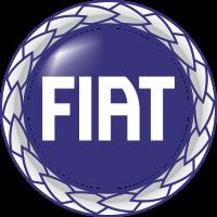 Autocollant Fiat Logo Maille