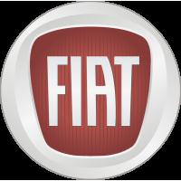 Autocollant Fiat Logo Rond
