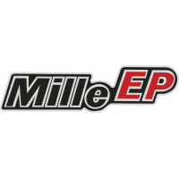 Autocollant Fiat Mille Ep