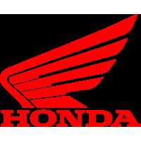 Autocollant Honda Ailes 1