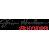 Autocollant Hyundai Jim Hudson