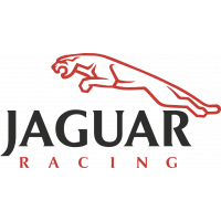 Autocollant Jaguar Racing