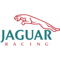 Autocollant Jaguar Racing 2