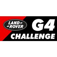Autocollant Land Rover G4 Challenge