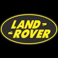 Autocollant Land Rover Ovale