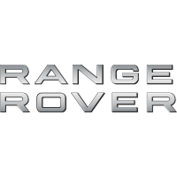 Autocollant Land Rover Range Rover 2