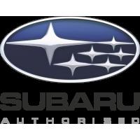 Autocollant Subaru Logo Authorized