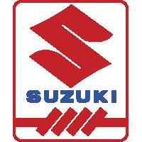 Autocollant Suzuki Logo 4