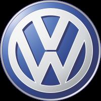 Autocollant Volkswagen Logo 1