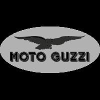 Autocollant Guzzi Logo