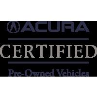 Autocollant Acura Certified