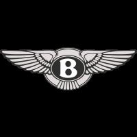 Autocollant Bentley Logo
