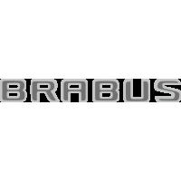 Autocollant Brabus Logo
