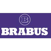 Autocollant Brabus Logo 2