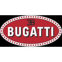Autocollant Bugatti Logo
