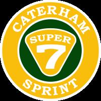 Autocollant  Catterham Logo