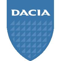 Autocollant Dacia Blason