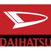 Autocollant Daihatsu Logo