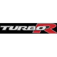 Autocollant Daihatsu Turbo R