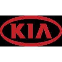 Autocollant Kia Logo