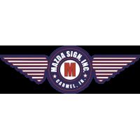 Autocollant Mazda Wings