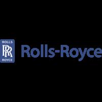 Autocollant Rolls Royce Logo 2
