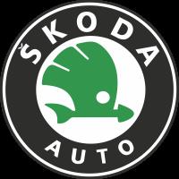 Autocollant Skoda Logo 2