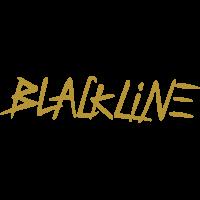Autocollant Skoda Blackline