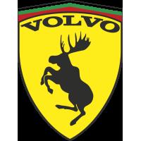 Autocollant Volvo Moose