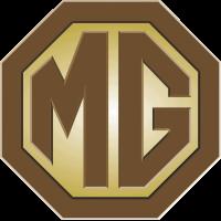 Autocollant Mg Logo 3