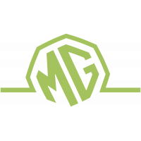 Autocollant Mg Logo 4
