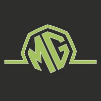 Autocollant Mg Logo 5