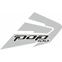 Autocollant Honda Moto Pop 100