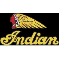 Autocollant Indian Logo