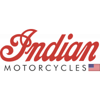Autocollant Indian Logo Motorcycles