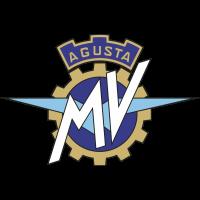 Autocollant Mv Agusta Logo