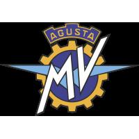 Autocollant Mv Agusta Logo 2