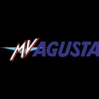 Autocollant Mv Agusta Logo 3