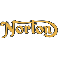 Autocollant Norton Logo